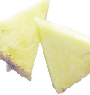 L'ananas che fa pensare all'amore. Dovrei mangiarla piùspesso.